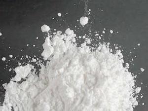 рассыпанный кокаин, внешний вид кокаина
