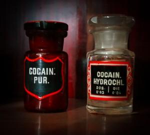 Раньше кокаин продавался в аптеках, как лекарственный препарат