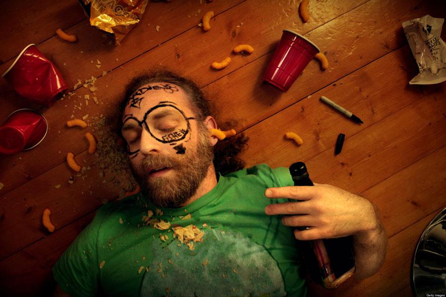 Как марихуана может помочь завязать с алкоголем?