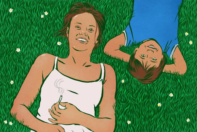 Как поговорить с детьми об употреблении марихуаны