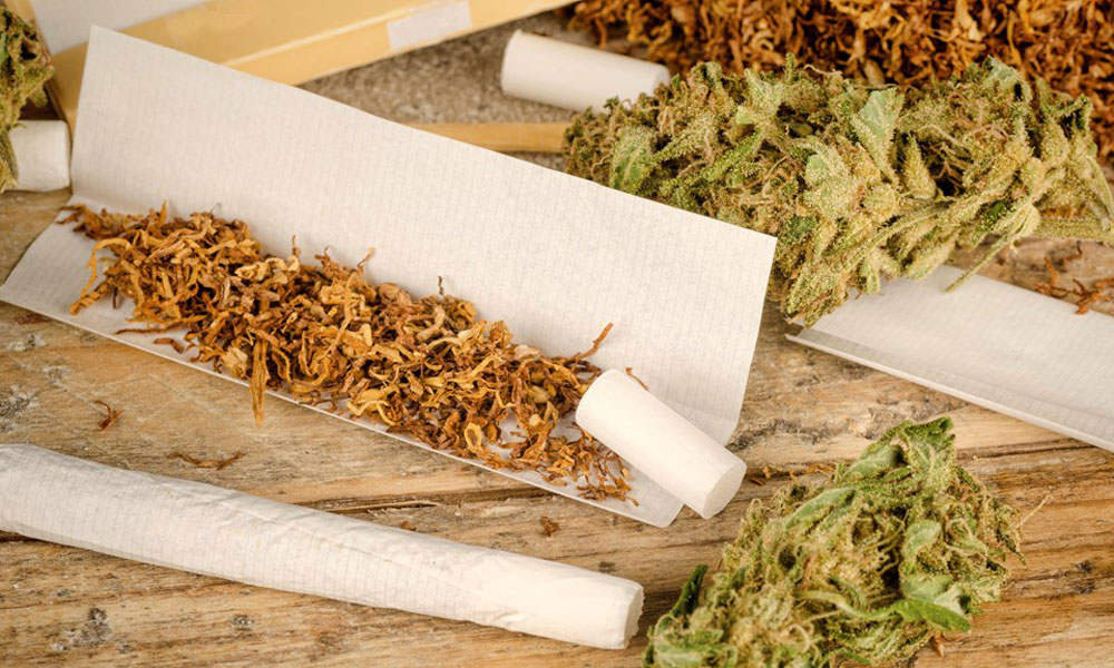 Больше травки, меньше табака