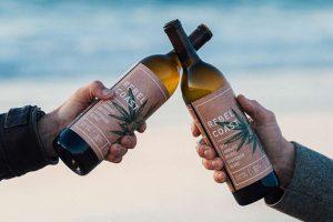 Винодельня Rebel Coast представила Совиньйон Блан с каннабисом
