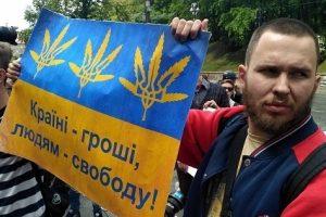 Как курят марихуану в Украине и других странах