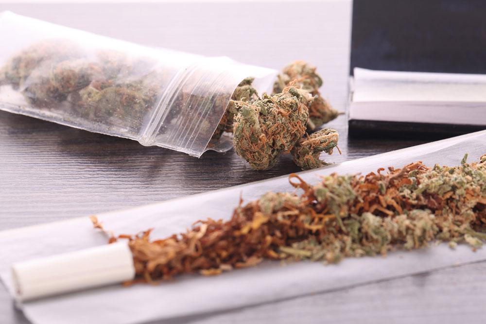 Как смешать табак с марихуаной почему прет конопля