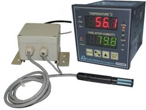 контроль влажности и температуры