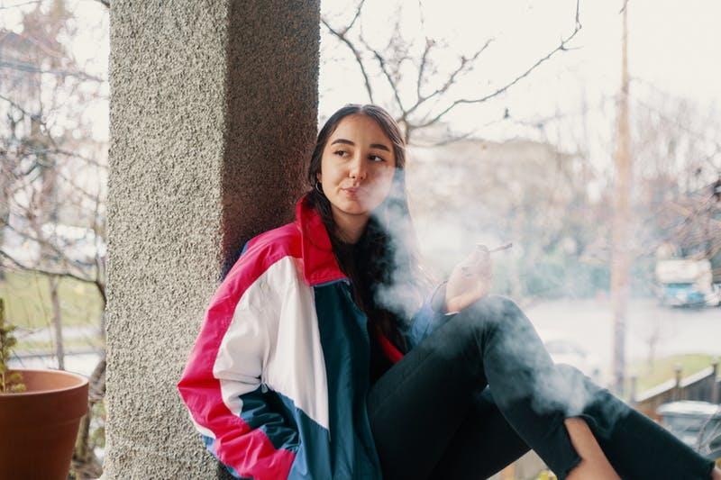 курение конопли при простуде